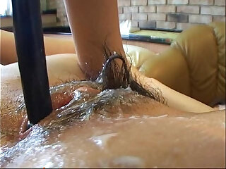 Vibrating toys being used for pleasure in XXX videos right here