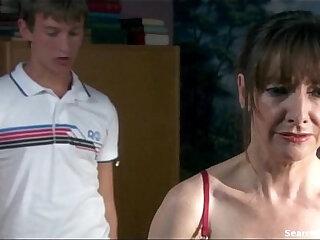Pauline McLynn in a VERY kinky scene