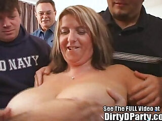 Marie Melons Bukkake With Dirty D