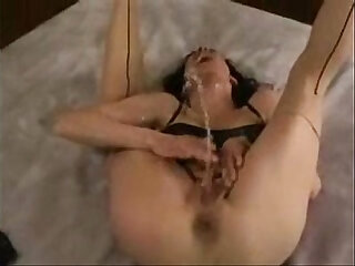 Crystal Rivers Extreme Squirt in Face