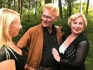 Gina Casting Hellen und Egon