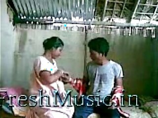 spying my indian maid with her boy friend FreshMusic.in