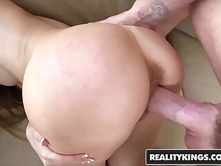RealityKings Cum Fiesta Bradley King, Skye West Sexy Skye