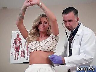 Jessa Rhodes Slut Patient Seduce by Doctor And Bang movie