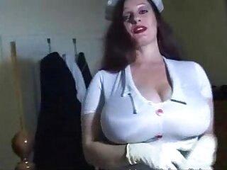 Nurse Big Tits Hand Relief