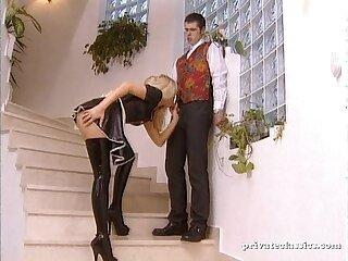 Latex Maid Gets Laid