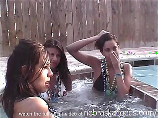real hot mexican girls from colorado on spring break being exploited
