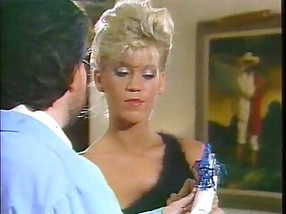 Amberella Agent of Lust 1986 Amber Lynn, Elle Rio