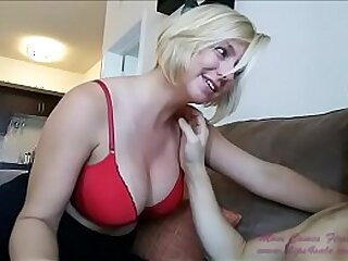 Milf Makes a Sex Tape pt Mom Comes First