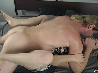 Son Forces Mom to Fuck Him Fifi Foxx and Cock Ninja