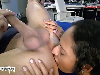 German Girls Exotic babe Rosa Ass licker!