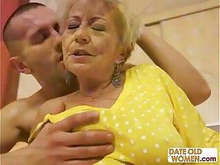 Cum on Granny Compilation