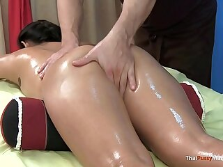Asian Massages are notorious for Happy Endings