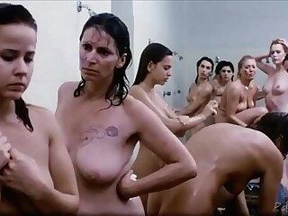 Sylvia Kristel Jail Shower