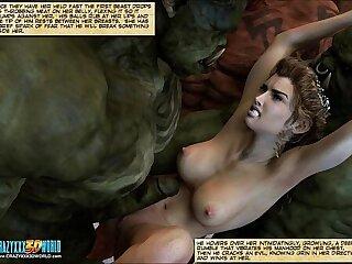 3D Comic Lands of Lore. Episode