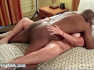 BBW Wife Banged in Hard and Creampied