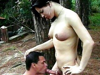 Gentlemens Tranny 18 And Transesxual scene extract