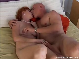 Super sexy redhead is a squirter