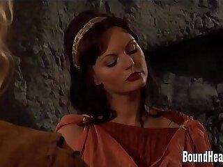 Slave Tears Of Rome II Enslaved Girl Sold Into Slavery