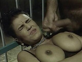 Dalila Anal abused by Ron Jeremy