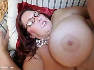 BBW Peaches LaRue is a Big Black Cock Lover