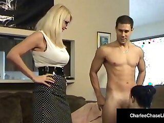 House Maid Charlee Chase Fucks Husband!