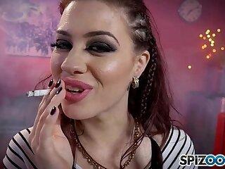 Jessica Ryan Smoking Fetish