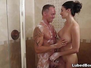 My Boss Wants My Wife! Silvia Saige Fantasy Massage