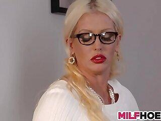Needy Stepmom Demands A Hard Penis